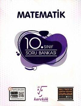 Karekök Yayınları 10. Sınıf Matematik Güncel Soru Bankası