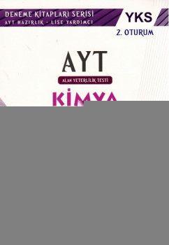 Karekök Yayınları YKS 2. Oturum AYT Kimya Çözümlü 30 Deneme