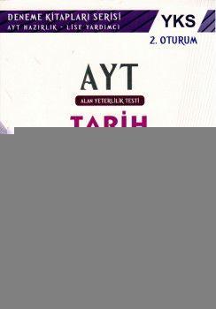 Karekök Yayınları YKS 2. Oturum AYT Tarih Çözümlü 60 Deneme