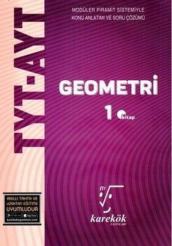 Karekök Yayınları TYT AYT Geometri 1. Kitap Konu Anlatımı Soru Bankası