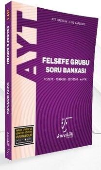 Karekök Yayınları AYT Felsefe Grubu Soru Bankası