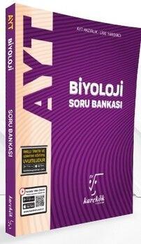 Karekök Yayınları AYT Biyoloji Soru Bankası