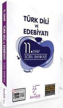 Karekök Yayınları 11. Sınıf Türk Dili ve Edebiyatı Soru Bankası