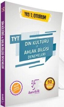 Karekök Yayınları2021 TYT Din Kültürü ve Ahlak Bilgisi Denemeleri