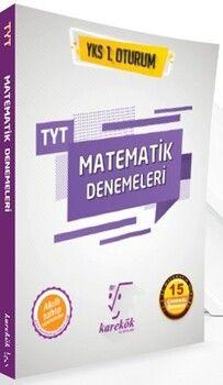 Karekök Yayınları 2021TYT Matematik 15 Çözümlü Deneme