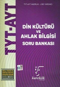 Karekök Yayınları TYT AYT Din Kültürü ve Ahlak Bilgisi Soru Bankası