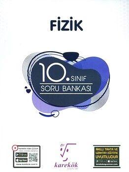 Karekök Yayınları10. Sınıf Fizik Soru Bankası