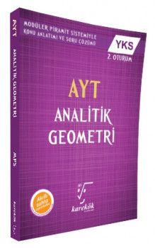 Karekök Yayınları AYT Analitik Geometri Konu Anlatımı ve Soru Çözümü