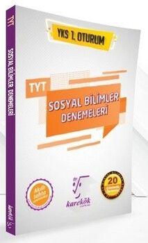 Karekök Yayınları TYT Sosyal Bilimler Denemeleri