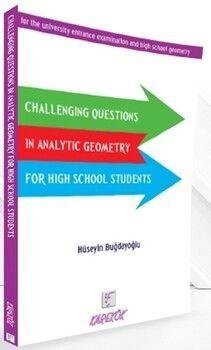 Karekök Yayınları Challengıng Questions In Analytic Geometry For