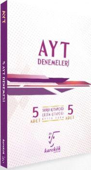 Karekök Yayınları AYT 5li Denemeleri