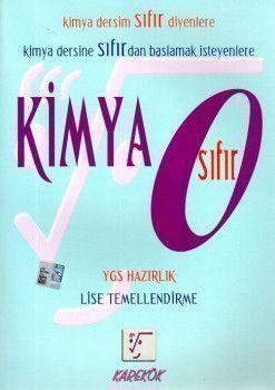 Karekök Yayınları Sıfır Kimya