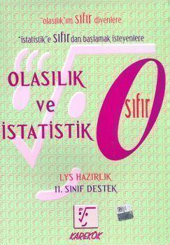 Karekök Yayınları  Olasılık ve İstatistik Sıfır (0)