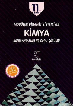 Karekök Yayınları 11. Sınıf Kimya Konu Anlatımı ve Soru Çözümü