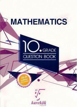 Karekök Yayınları 10. Sınıf Mathematics Grade Qestion Book