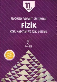 Karekök Yayınları 11. Sınıf Fizik Konu Anlatımı ve Soru Çözümü
