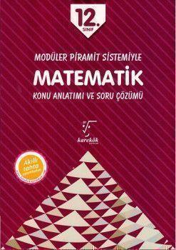 Karekök Yayınları 12. Sınıf Matematik MPS Konu Anlatımı ve Soru Çözümü