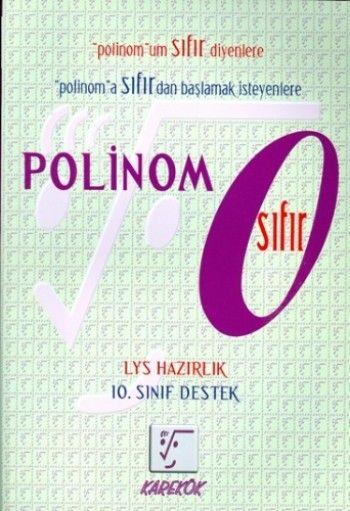 Karekök Yayınları Polinom 0