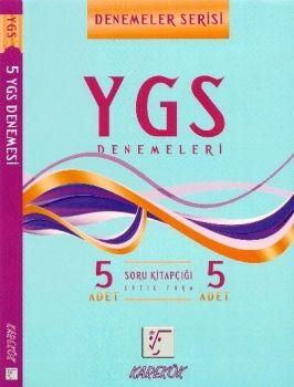 Karekök YGS 5 Deneme