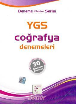 Karekök YGS Coğrafya Denemeleri 30 Çözümlü Deneme