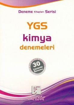 Karekök YGS Kimya 30 Deneme