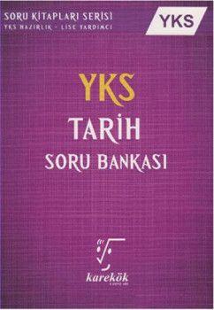 Karekök YKS 1. ve 2. Oturum TYT AYT Tarih Soru Bankası