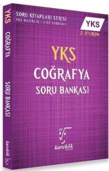 Karekök YKS 2. Oturum Coğrafya Soru Bankası