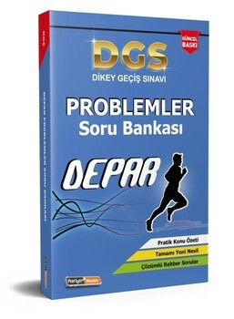 Kariyer Meslek 2021 DGS Depar Problemler Örnek Çözümlü Soru Bankası