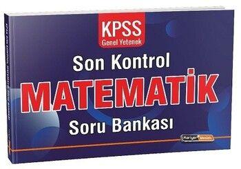 Kariyer Meslek 2021 KPSS Matematik Son Kontrol Soru Bankası