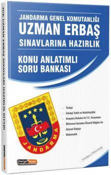 Kariyer Meslek Jandarma Genel Komutanlığı Uzman Erbaş Sınavlarına Hazırlık Kitabı Konu Anlatımlı Soru Bankası