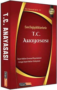 Kariyer Meslek Son Değişikliklerle Türkiye Cumhuriyeti Anayasası