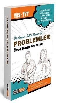 Kariyer Meslek TYT Problemler Öğretmenin Tahta Notları ile Özet Konu Anlatımı