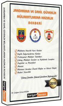 Kariyer Meslek Yayınları 2018 Jandarma ve Sahil Güvenlik Mülakatlarına Hazırlık Rehberi