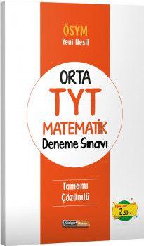 Kariyer Meslek Yayınları Orta TYT Matematik Deneme Sınavı