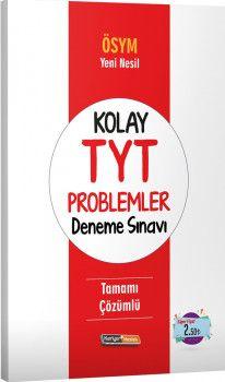 Kariyer Meslek Yayınları Kolay TYT Problemler Deneme Sınavı