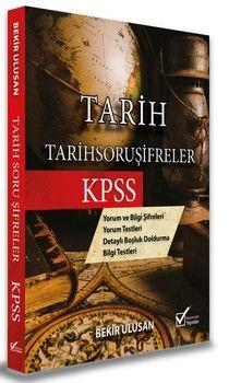 Kazancam Yayınları 2020 KPSS Tarih Soru Şifreler
