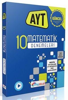 KöşeBilgi Yayınları AYT Matematik 10 Branş Denemesi