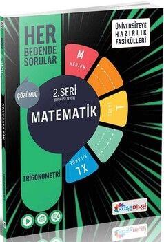 KöşeBilgi YayınlarıMatematik Üniversiteye Hazırlık Fasikülleri 2.Seri Trigonometri