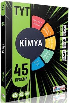 KöşeBilgi Yayınları TYT Kimya 45 Deneme