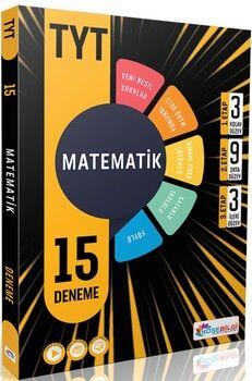 KöşeBilgi Yayınları TYT Matematik 15 Deneme