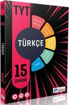 KöşeBilgi Yayınları TYT Türkçe 15 Deneme