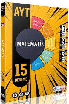 KöşeBilgi Yayınları AYT Matematik 15 Branş Deneme