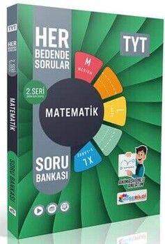 Köşebilgi Yayınları TYT Matematik Her Bedende Sorular 2. Seri
