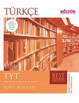 Kültür Yayıncılık TYT Türkçe BEST Soru Bankası