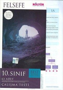 Kültür Yayıncılık 10. Sınıf Felsefe BEST Çalışma Testi