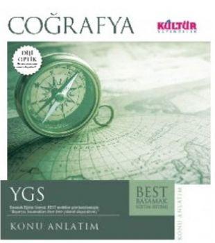 Kültür Yayıncılık YGS BEST Coğrafya Konu Anlatımlı