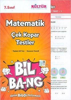 Kültür Yayıncılık 7. Sınıf Matematik Bil Bang Çek Kopar Testler