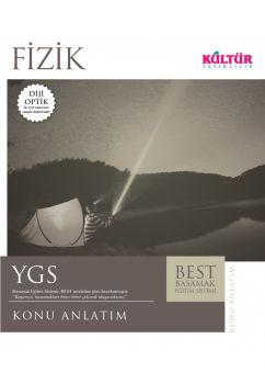 Kültür Yayıncılık YGS Best Fizik Konu Anlatım