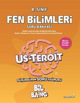 Kültür Yayıncılık 8. Sınıf Fen Bilimleri Bilbang Usteroit Soru Bankası