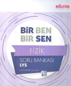 Kültür Yayıncılık LYS Fizik Bir Ben Bir Sen Soru Bankası